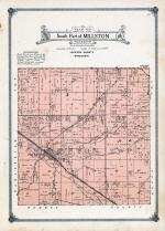 Millston Township - South, Jackson County 1914